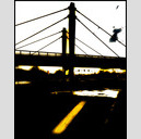 Frank Titze, Ulm/Germany - No. 1025 : Rect 5:4 I - Blue Bridge I - 514x640 Pixel - 93 kB