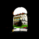 Frank Titze, Ulm/Germany - No. 1249 : Y 2013-08 - Gate - 640x640 Pixel - 182 kB