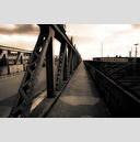 Frank Titze, Ulm/Germany - No. 129 : BW I - Bridge over Rail I - 959x640 Pixel - 220 kB