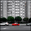 Frank Titze, Ulm/Germany - No. 1624 : Square 1:1 I - Red before Green before Grey - 640x640 Pixel - 403 kB