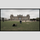 Frank Titze, Ulm/Germany - No. 1640 : Non Common I - The Reichstag Hard To See - 960x551 Pixel - 570 kB