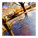 Frank Titze, Ulm/Germany - No. 1942 : Square 1:1 I - Street Colors - 640x640 Pixel - 528 kB