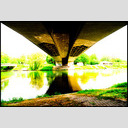 Frank Titze, Ulm/Germany - No. 199 : Y 2012-07 - Light under the Bridge - 953x640 Pixel - 377 kB