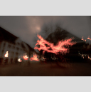 Frank Titze, Ulm/Germany - No. 2059 : Y 2014-04 - Burning Olive Branch and Pyramid III - 959x640 Pixel - 366 kB