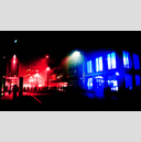 Frank Titze, Ulm/Germany - No. 2151 : Ulm Center - Blue and Red - 960x546 Pixel - 376 kB