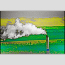 Frank Titze, Ulm/Germany - No. 2174 : Ulm West - Smoke - 953x640 Pixel - 828 kB