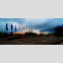 Frank Titze, Ulm/Germany - No. 2246 : Y 2014-07 - Burning Flags - 960x408 Pixel - 338 kB