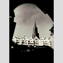 Frank Titze, Ulm/Germany - No. 2413 : Ulm Center - Framed Minster - 457x640 Pixel - 148 kB