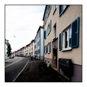 Frank Titze, Ulm/Germany - No. 2771 : Y 2015-01 - Curved Street - 640x640 Pixel - 298 kB