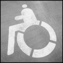 Frank Titze, Ulm/Germany - No. 2805 : Y 2015-01 - Wheel Chair - 640x640 Pixel - 244 kB