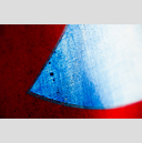 Frank Titze, Ulm/Germany - No. 2858 : Y 2015-02 - Blue on White with Red II - 959x640 Pixel - 516 kB