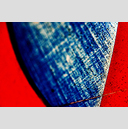 Frank Titze, Ulm/Germany - No. 2860 : Y 2015-02 - Blue on White with Red IV - 959x640 Pixel - 754 kB