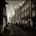 Frank Titze, Ulm/Germany - No. 2929 : Y 2015-03 - Street of Amsterdam - 640x640 Pixel - 404 kB