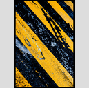 Frank Titze, Ulm/Germany - No. 3198 : Rect 10:7 I - Yellow Stripes - 433x640 Pixel - 534 kB