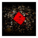 Frank Titze, Ulm/Germany - No. 359 : Square 1:1 I - Red Stone - 640x640 Pixel - 159 kB