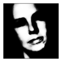 Frank Titze, Ulm/Germany - No. 3663 : Woman A. - Mask - 640x640 Pixel - 76 kB