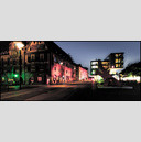 Frank Titze, Ulm/Germany - No. 381 : Cine 2.35:1 I - Ulm Center at Night II - 960x413 Pixel - 177 kB