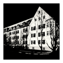 Frank Titze, Ulm/Germany - No. 3905 : Square 1:1 III - Shadow on the Wall - 640x640 Pixel - 197 kB