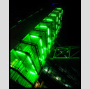 Frank Titze, Ulm/Germany - No. 391 : Ulm Center - Green Tower I - 516x640 Pixel - 163 kB