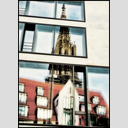 Frank Titze, Ulm/Germany - No. 3921 : Ulm Center - Tower Cut II - 460x640 Pixel - 263 kB