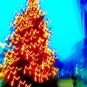Frank Titze, Ulm/Germany - No. 4020 : Square 1:1 III - Xmas Tree I - 640x640 Pixel - 571 kB