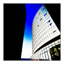Frank Titze, Ulm/Germany - No. 402 : Square 1:1 I - Curved Windows I - 640x640 Pixel - 134 kB