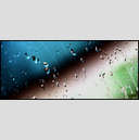 Frank Titze, Ulm/Germany - No. 4116 : Non Common II - Colored Rain Drops - 960x416 Pixel - 407 kB