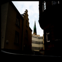 Frank Titze, Ulm/Germany - No. 4142 : Square 1:1 III - 1 Minute to 4PM - 640x640 Pixel - 180 kB