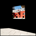 Frank Titze, Ulm/Germany - No. 4437 : Square 1:1 III - Old and New IV - 640x640 Pixel - 140 kB