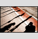 Frank Titze, Ulm/Germany - No. 4442 : Film 3:2 VIII - Shadow on the Pedestrian Path II - 947x640 Pixel - 918 kB
