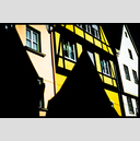 Frank Titze, Ulm/Germany - No. 4563 : Ulm Center - Shadow Cut II - 947x640 Pixel - 396 kB