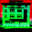 Frank Titze, Ulm/Germany - No. 4588 : Square 1:1 III - Green House II - 640x640 Pixel - 482 kB