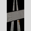 Frank Titze, Ulm/Germany - No. 4718 : Y 2017-02 - Stripes with Orange II - 360x640 Pixel - 192 kB
