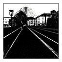 Frank Titze, Ulm/Germany - No. 476 : BW I - Entering New-Ulm - 640x640 Pixel - 119 kB
