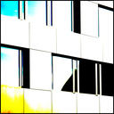 Frank Titze, Ulm/Germany - No. 4854 : Ulm West - Front in Bright Light II - 640x640 Pixel - 209 kB