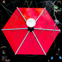 Frank Titze, Ulm/Germany - No. 4915 : Y 2017-05 - Umbrella - 640x640 Pixel - 429 kB