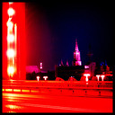 Frank Titze, Ulm/Germany - No. 492 : Ulm West - Disco Bridge I - 640x640 Pixel - 125 kB