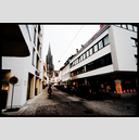 Frank Titze, Ulm/Germany - No. 4933 : Ulm Center - Above the Lamp - 947x640 Pixel - 536 kB