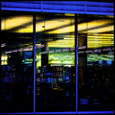 Frank Titze, Ulm/Germany - No. 4953 : Square 1:1 IV - Public Library II - 640x640 Pixel - 425 kB