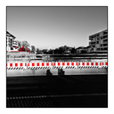 Frank Titze, Ulm/Germany - No. 5026 : Y 2017-06 - Red Barrier - 640x640 Pixel - 198 kB