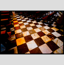 Frank Titze, Ulm/Germany - No. 5488 : Square 1:1 V - Cathedral Chess Board - ImageWidth : --- xImageHeight : ---  Pixel - 681 kB