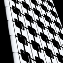 Frank Titze, Ulm/Germany - No. 5745 : Square 1:1 VI - Facade Construction II - ImageWidth : --- xImageHeight : ---  Pixel - 231 kB