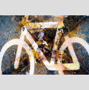 Frank Titze, Ulm/Germany - No. 5877 : Square 1:1 VI - Colored Bike - ImageWidth : --- xImageHeight : ---  Pixel - 1323 kB