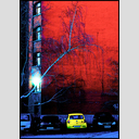 Frank Titze, Ulm/Germany - No. 5939 : Ulm West - Red Wall Yellow Car - ImageWidth : --- xImageHeight : ---  Pixel - 502 kB