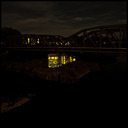 Frank Titze, Ulm/Germany - No. 593 : Y 2012-12 - Dark Bridge - 640x640 Pixel - 75 kB