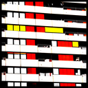 Frank Titze, Ulm/Germany - No. 6051 : Ulm South - Red and Yellow Louvres - ImageWidth : --- xImageHeight : ---  Pixel - 270 kB