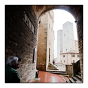 Frank Titze, Ulm/Germany - No. 6244 : Square 1:1 VIII - Tunnel View - ImageWidth : --- xImageHeight : ---  Pixel - 395 kB