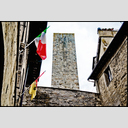 Frank Titze, Ulm/Germany - No. 6268 : Square 1:1 VIII - Tuscany Tower I - ImageWidth : --- xImageHeight : ---  Pixel - 788 kB