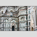 Frank Titze, Ulm/Germany - No. 6293 : Square 1:1 VIII - Florence Cathedral III - ImageWidth : --- xImageHeight : ---  Pixel - 869 kB