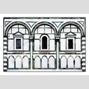 Frank Titze, Ulm/Germany - No. 6296 : Square 1:1 VIII - Florence Cathedral V - ImageWidth : --- xImageHeight : ---  Pixel - 492 kB